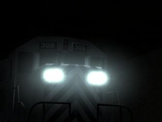 GTA San Andreas Myth: Ghost Train by NikeMan223