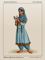 Historically Accurate Jasmine by Wickfield
