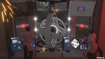The failing wormhole project 3D Remake (updated) by Zefnoly