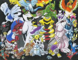 Pokemon Legendaries
