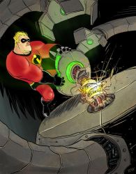 Mr. Incredible by bustrucket