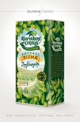 Olive Oil Packaging Design by byZED