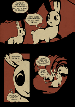 Rabbit Hole - 80 by Detrah