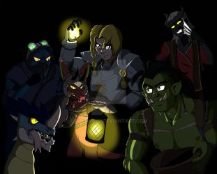 Unexpectables-light by RoSohryu