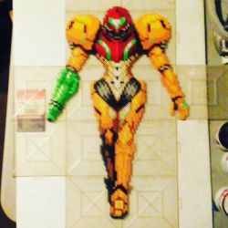 Samus Varia suit by Sulley45635