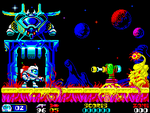 Tribute to ZX Exolon by andylittle