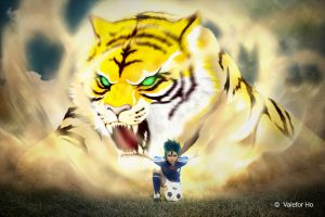 Prelude Of Tiger Storm by ValeforHo