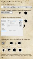 Mini-tute on making icons in PS by torstan