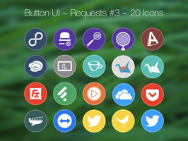 Button UI ~ Requests #3 by BlackVariant