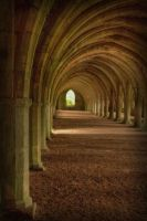 Cloister by SkankinMike
