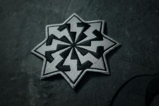 Chaos star - KAOS symbol by torvenius