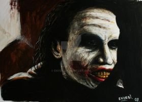 the dark knight by Enyedi