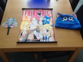 Comic-Con day 1 purchases by BenBandicoot