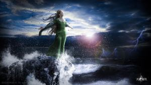 Feel the storm by Altair-E