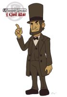 President Lincoln by E-Mann