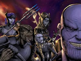 The Black Order by IVLOCK