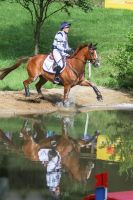 3DE Cross Country Stock Into the Water by LuDa-Stock