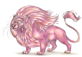 Lion by QueenChinchilla187
