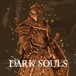 Dark Souls Bonfire by ThaiTrieu
