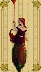 Red wine Humanisation by RockGirl1994