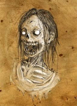 Once again: Zombie by insp88