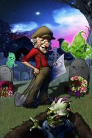 Mr Jones Graveyard Shift by Dominic-Marco