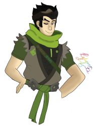 Young Genji! by AmyRose459