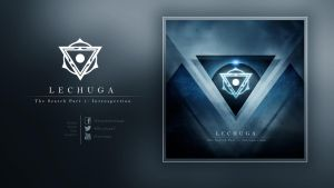 CD Cover: Lechuga - The Search part 1... by Iskander1989