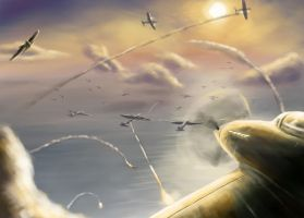 Air Battle of Britain by Wittman80