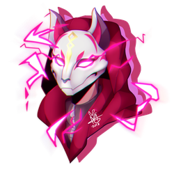 Drift {Requested} by MsCheckaArtz