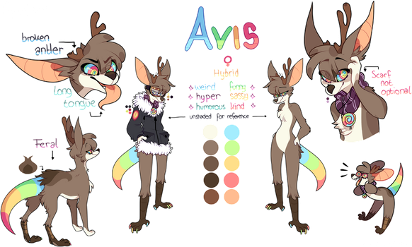 AVIS REF 2016 by iyd
