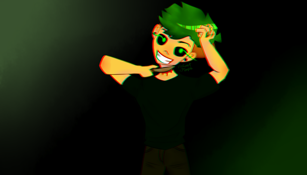 Antisepticeye PTS by MabsootFoops