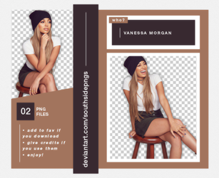 Png Pack 4121 - Vanessa Morgan by southsidepngs