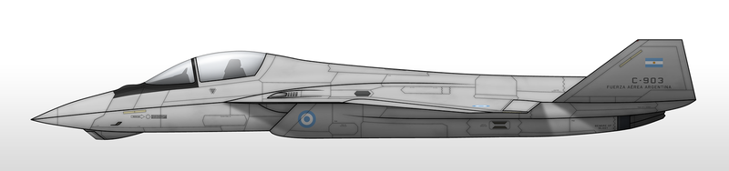 F-33A - Argentine Air Force by Jetfreak-7