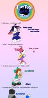 Tiny Toons Meme by Ishoka