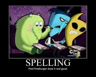 Spelling by lordaquaticus