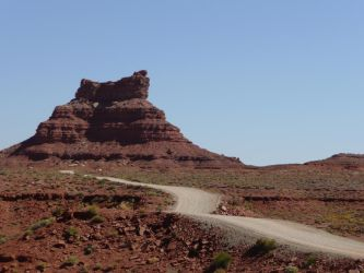 Valley of the gods by Necy