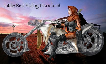 Little Red Riding Hoodlum Final by marcgosselin