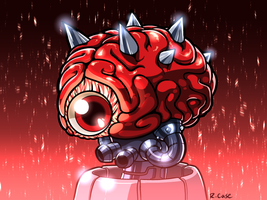 chibi MotherBrain by rongs1234
