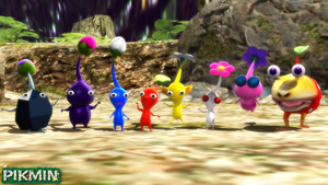 (MMD Model) Pikmin Download by SAB64