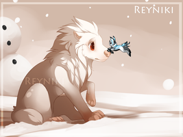 Polar Greetings by Reyniki