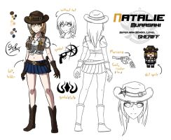 Natalie Murasaki - [CONCEPTS] by GyleToTheRescue
