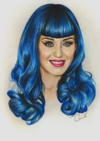 Katy Perry by Charlzton