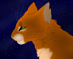 Firestar by TheRealBramblefire