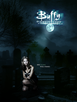 Buffy the Vampire Slayer Movie Poster by Oved011Again