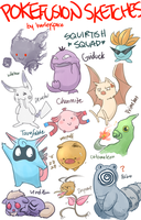 Pokefusions by harleyspace