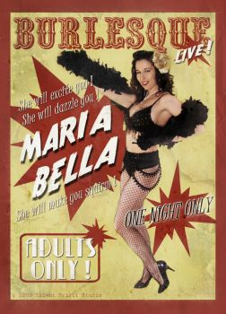 Live Burlesque by MAdams06