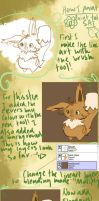 How I paint!! (Tutorial) by Teatime-Rabbit