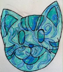 Chenana's cat charm by VeronicaPrower