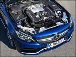 Mercedes-Benz C 63 AMG Engine by apple-yigit-jack
